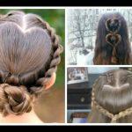 girl heart hairstyles ediva.gr