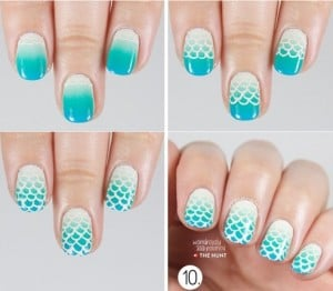 mermaid nails ediva.gr