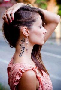 tattoo laimos asteria