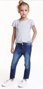 27db5900641 Εδώ μπορείς να αγοράσεις τζιν αλλά και υφασμάτινα παντελόνια, ενώ μπορείς  να βρεις και μερικά κολάν για να φορέσει το κορίτσι ...