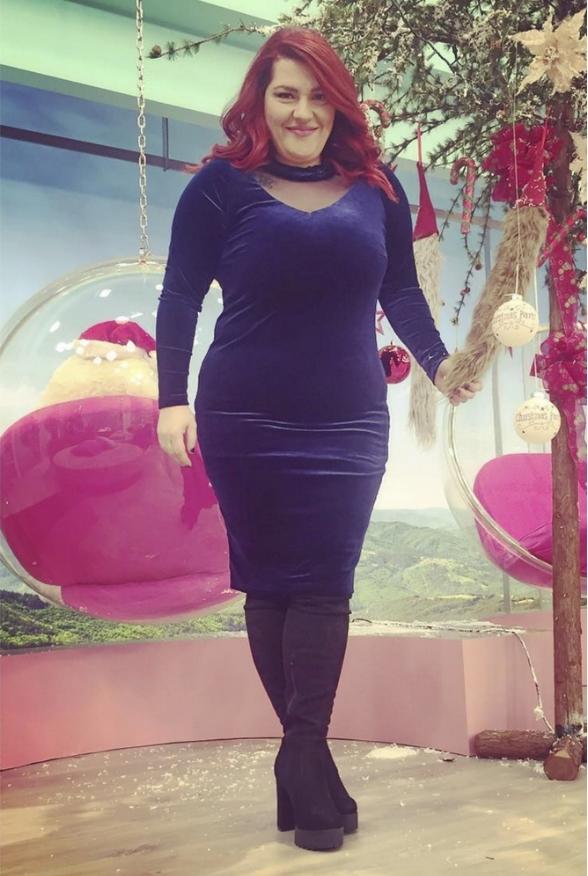 208e8bf1c53f 35 Ρούχα σε μεγάλα μεγέθη που προτιμά η Κατερίνα Ζαρίφη! – Kliktv.gr