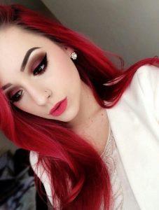 makeup tips kokkina mallia