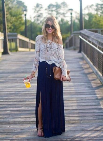 Τι να φορέσεις για να έχεις ένα εντυπωσιακό boho style ντύσιμο ... 600fa839e9d