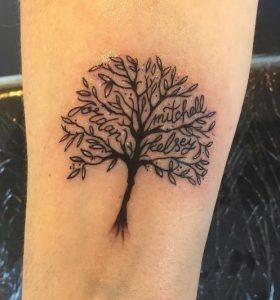 family tree tatouaz