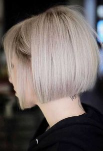 konto kare hairstyle
