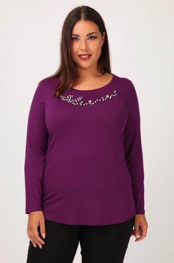 e3e498c52931 Η νέα collection με ρούχα σε μεγάλα μεγέθη Parabita όσον αφορά στις  μπλούζες έχει μία τεράστια γκάμα για να διαλέξεις. Υπέροχα και μοναδικά  κομμάτια που ...