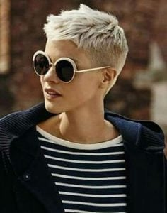 platinum blonde agore hairstyle