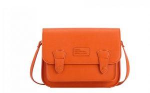 portokali clutch tsantaki