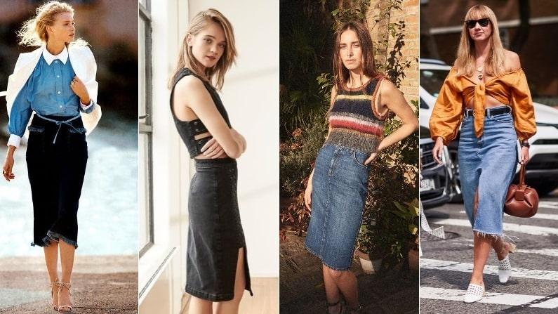 10 Pencil φούστες και πώς να τις φορέσεις με στυλ! - Your News 594c4a25d22