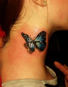 gunaikeio tatoo petalouda me xrwma