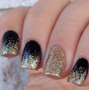manicure me glitter