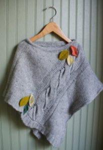 pontso pulover gri fylla
