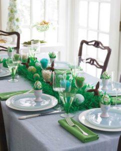 ιδεες για πασχαλινό τραπέζι