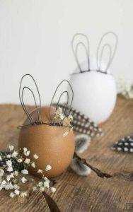 πασχαλινός λαγός αυγά