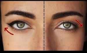 xontrh grammh eyeliner