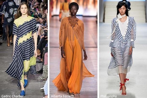 αέρινα καλοκαιρινά φορέματα 2020