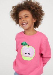 ροζ μπλουζα 2021 παιδικη