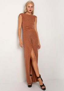 maxi φόρεμα