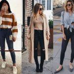 outfits για να κάνεις skinny τζιν σου σικ