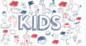 διάφορες ασχολίες παιδιών