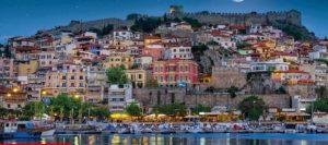 καβάλα προορισμοί διακοπών κοντά στη Θεσσαλονίκη
