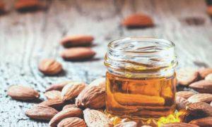 αμυγδαλέλαιο και μέλι