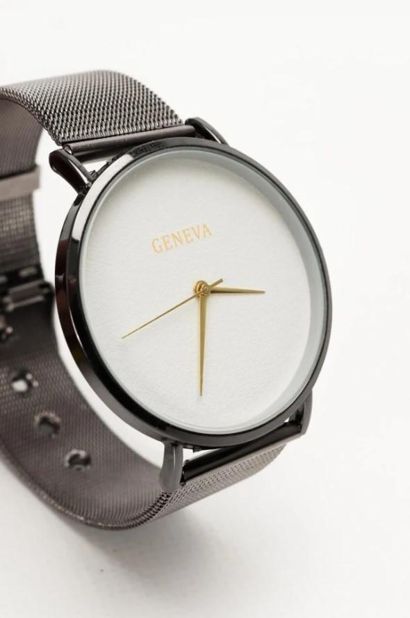 γκρι γυναικείο ρολόι χειρός