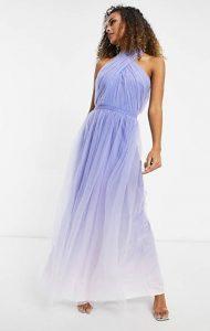 maxi φόρεμα γάμου