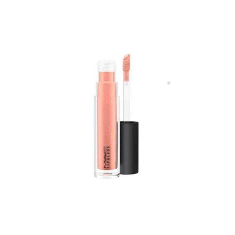 ροζ lip gloss