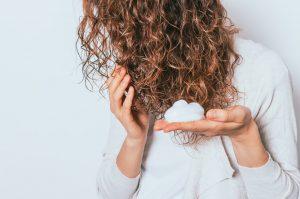 αφρός για τα μαλλιά