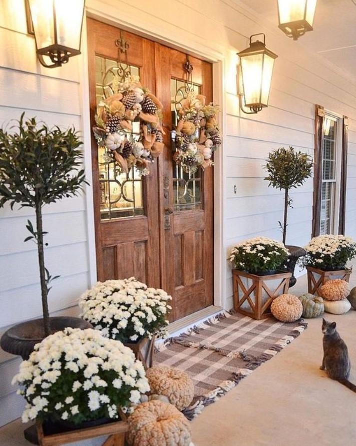 είσοδος σπιτιού