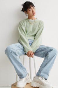 παστέλ πουλόβερ