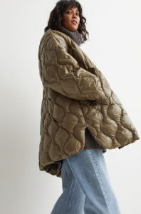 χειμερινό μπουφάν