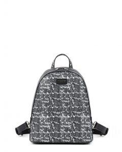 γυναικεία τσάντα σε animal print