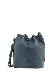 μπλε γυναικεία τσάντα
