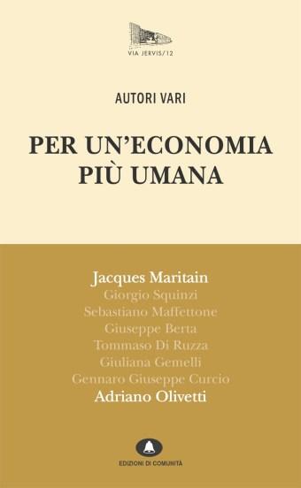 Per un'economia più umana – AA. VV.