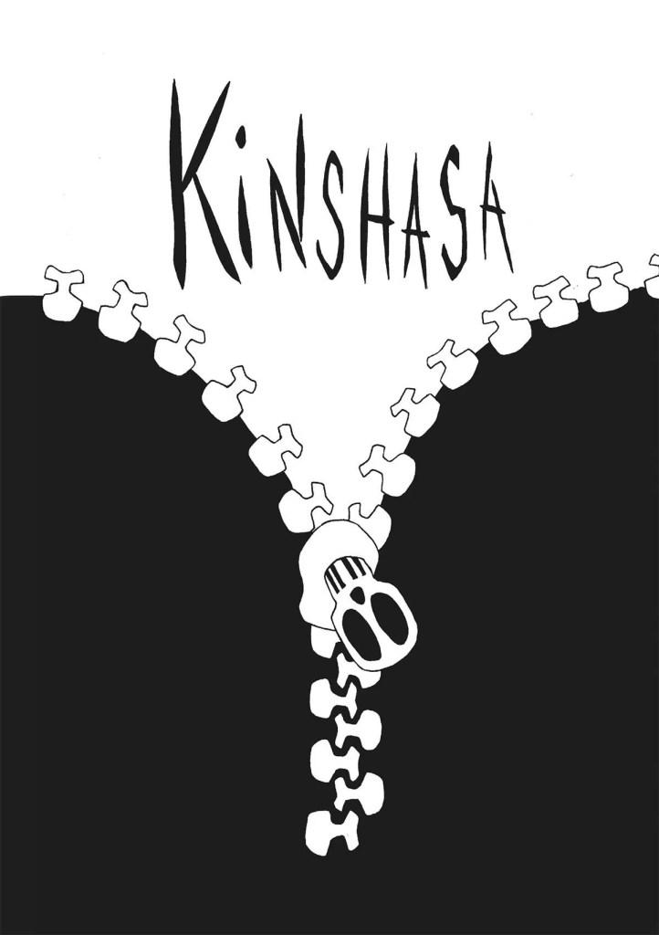 Kinshasa - del collettivo Fucina Comics