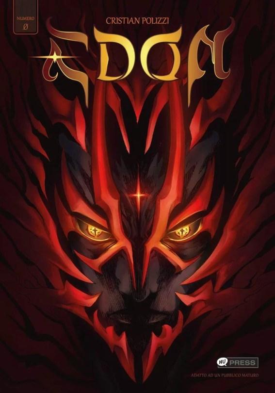 ÆDON 0 - cover
