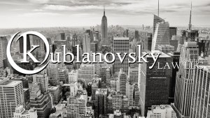 Kublanovsky Law LLC