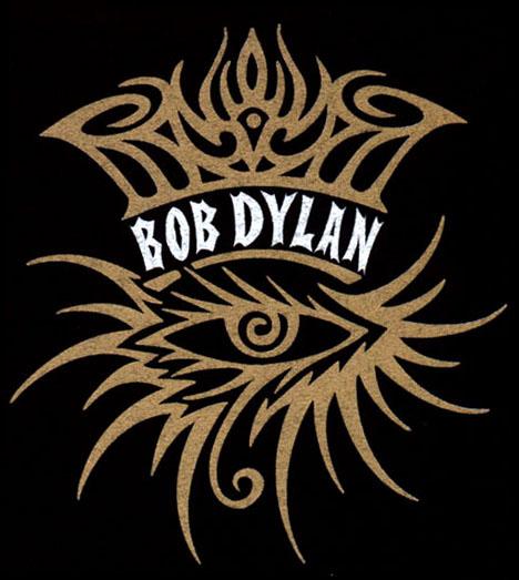 Bob Dylan all-seeing eye