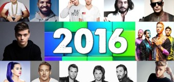 2016: La #Future, la #Moombahton e il beat lento.