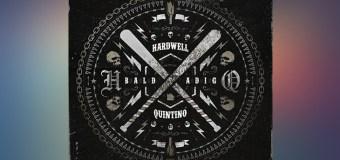 #Release | Hardwell & Quintino – Baldadig