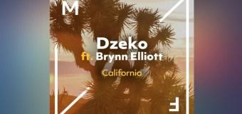 #Release | Dzeko ft. Brynn Elliott – California
