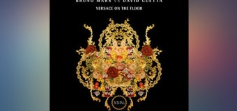 #Release | Bruno Mars vs David Guetta – Versace on the Floor