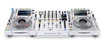 Pioneer lancia la Limited Edition White dei suoi top di gamma