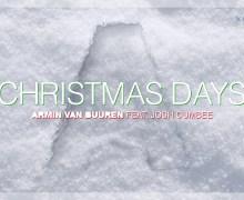 Sunny Days di Armin Van Buuren diventa Christmas Days