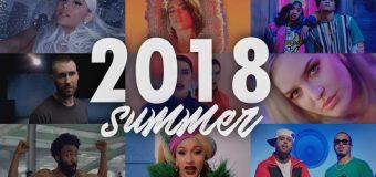 Il primo #Megamix dell'estate 2018 con 100 dischi in 10 min