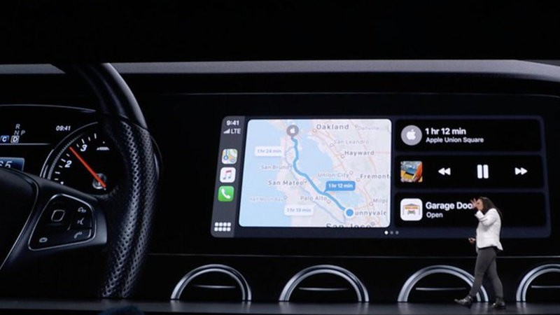 iOS 13 Apple Carplay biggest update  There's also