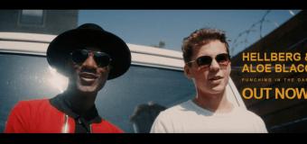 #Release   Hellberg, Aloe Blacc – Punching In The Dark