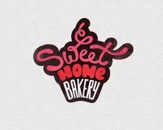 Logo de uma padaria nos EUA.